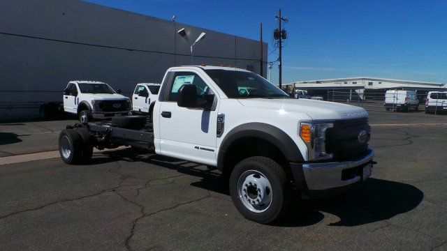 2017 F-550 Regular Cab DRW, Cab Chassis #177495 - photo 5
