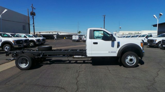 2017 F-550 Regular Cab DRW, Cab Chassis #177495 - photo 6