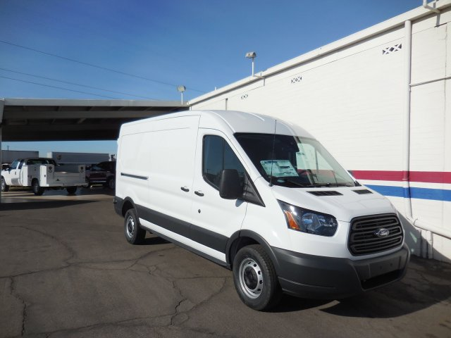 2017 Transit 250 Medium Roof, Cargo Van #177626 - photo 5