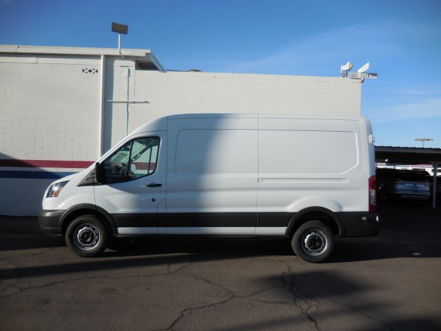 2017 Transit 250 Medium Roof, Cargo Van #177681 - photo 3