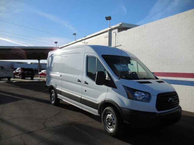 2017 Transit 250 Medium Roof, Cargo Van #177681 - photo 5