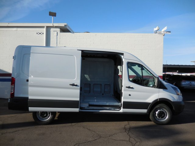 2017 Transit 250 Medium Roof, Cargo Van #177681 - photo 7