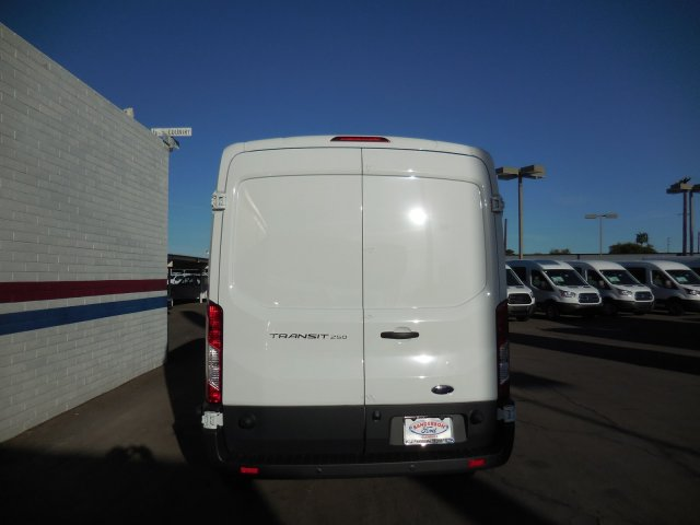 2017 Transit 250 Medium Roof, Cargo Van #177681 - photo 8