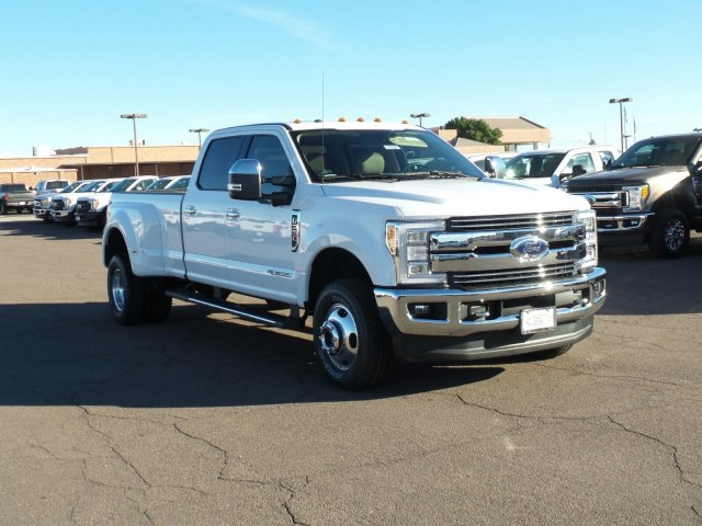 2017 F-350 Crew Cab DRW 4x4, Pickup #177827 - photo 3