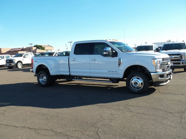 2017 F-350 Crew Cab DRW 4x4, Pickup #177827 - photo 4