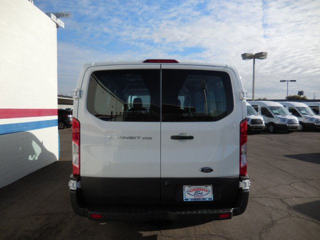 2017 Transit 250 Low Roof, Cargo Van #177843 - photo 8