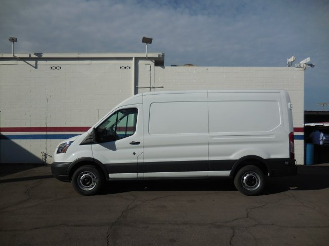 2017 Transit 250 Medium Roof, Cargo Van #177904 - photo 3