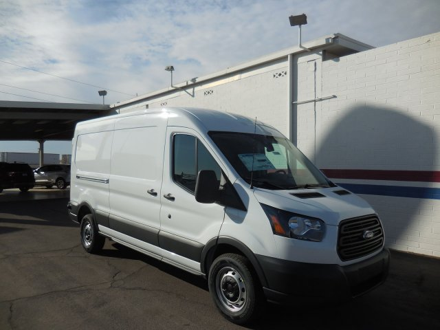 2017 Transit 250 Medium Roof, Cargo Van #177904 - photo 5