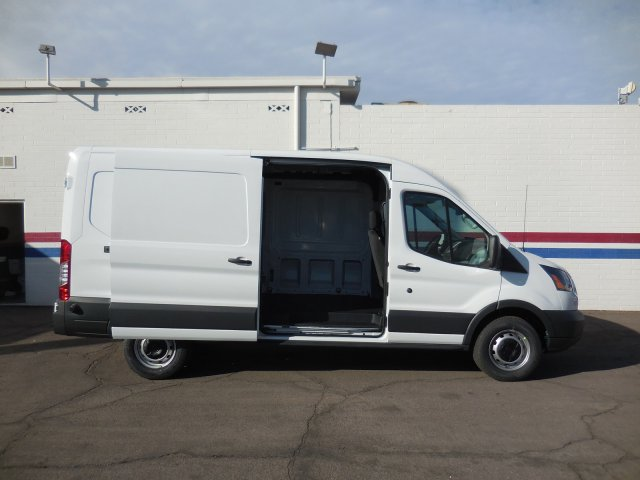 2017 Transit 250 Medium Roof, Cargo Van #177904 - photo 7
