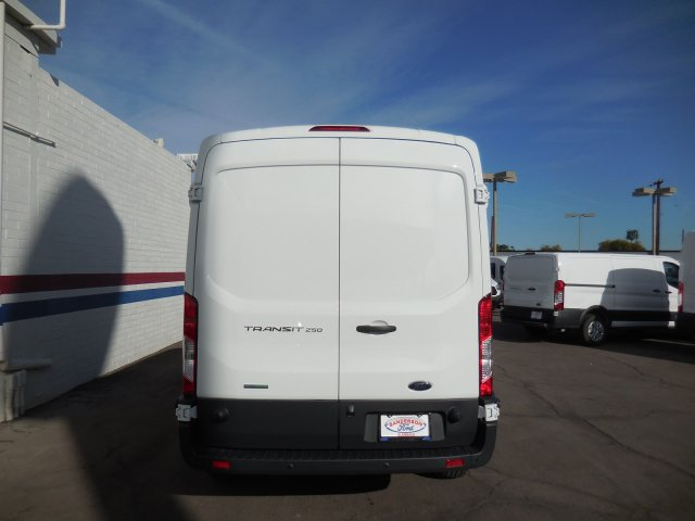 2017 Transit 250 Medium Roof, Cargo Van #177904 - photo 8