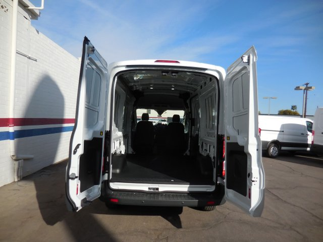 2017 Transit 250 Medium Roof, Cargo Van #177904 - photo 9