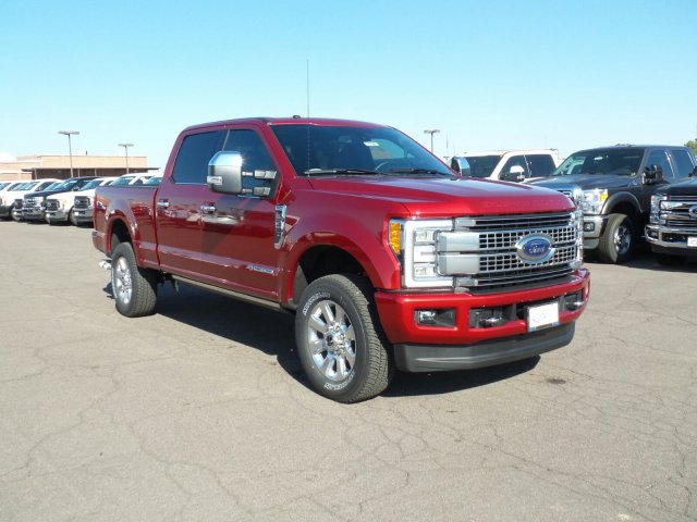 2017 F-250 Crew Cab 4x4, Pickup #177921 - photo 3