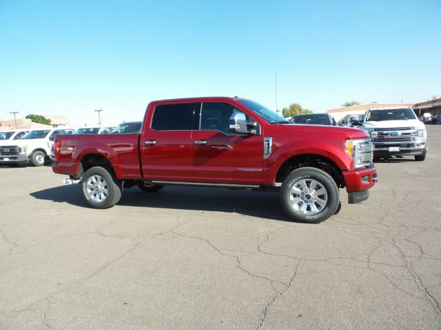 2017 F-250 Crew Cab 4x4, Pickup #177921 - photo 4