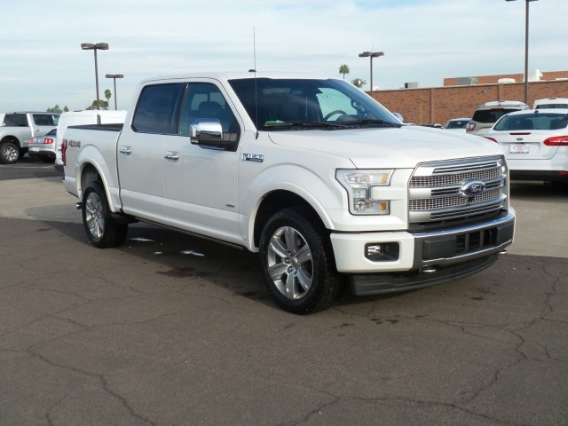 2017 F-150 SuperCrew Cab 4x4, Pickup #178158 - photo 3
