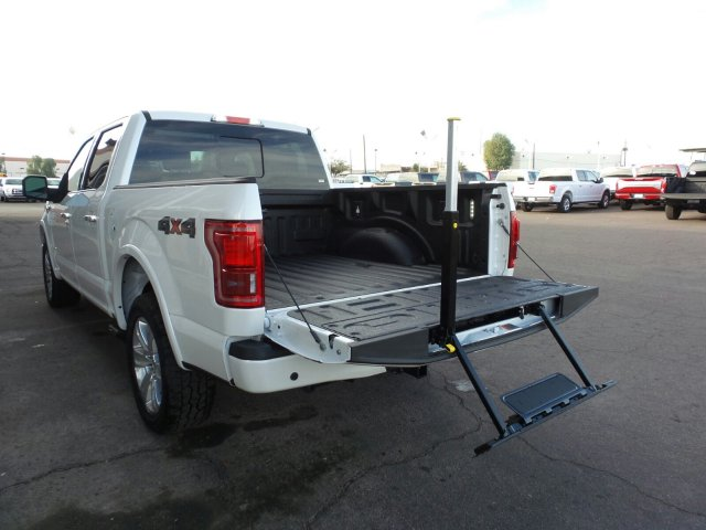 2017 F-150 SuperCrew Cab 4x4, Pickup #178158 - photo 12