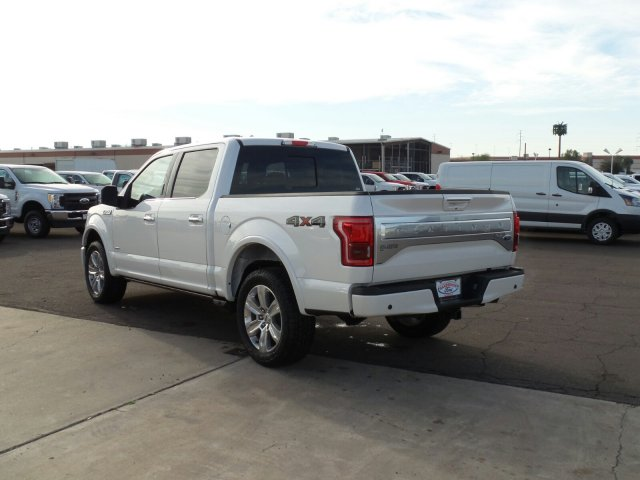2017 F-150 SuperCrew Cab 4x4, Pickup #178158 - photo 2