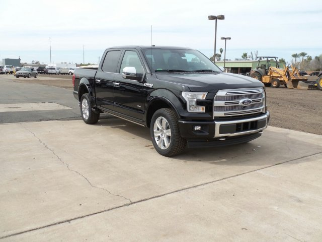 2017 F-150 SuperCrew Cab 4x4, Pickup #178159 - photo 3
