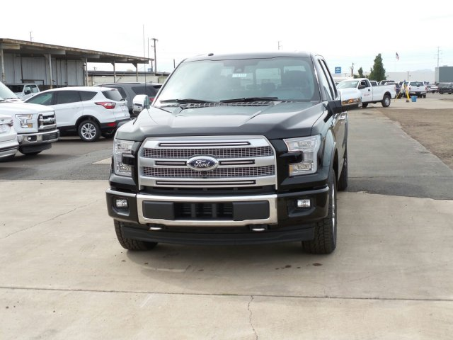 2017 F-150 SuperCrew Cab 4x4, Pickup #178159 - photo 8
