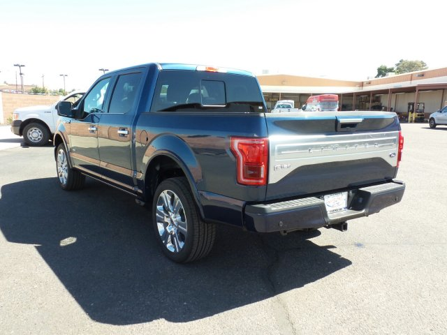 2017 F-150 SuperCrew Cab 4x4, Pickup #178169 - photo 2