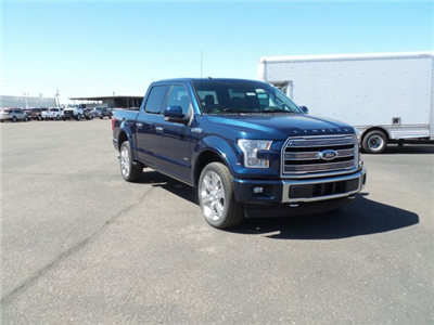 2017 F-150 Crew Cab 4x4, Pickup #178169 - photo 3