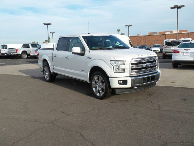 2017 F-150 SuperCrew Cab 4x4, Pickup #178171 - photo 3