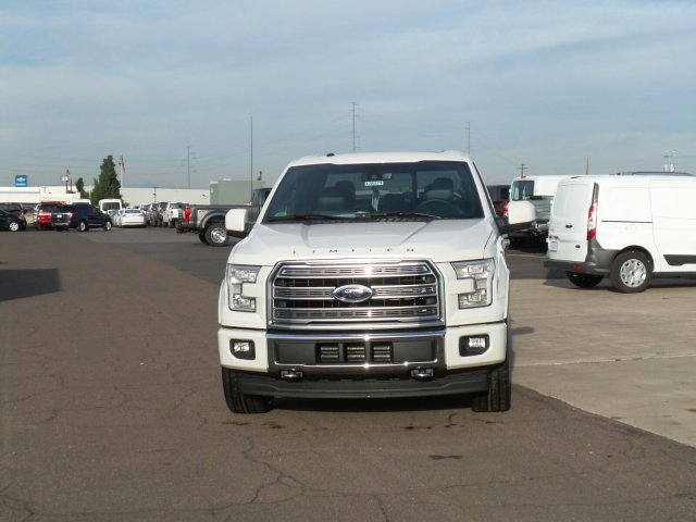 2017 F-150 SuperCrew Cab 4x4, Pickup #178171 - photo 8