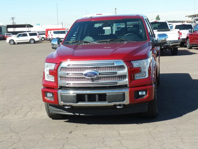 2017 F-150 SuperCrew Cab 4x4, Pickup #178172 - photo 8