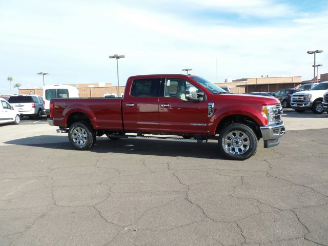2017 F-350 Crew Cab 4x4, Pickup #178190 - photo 4