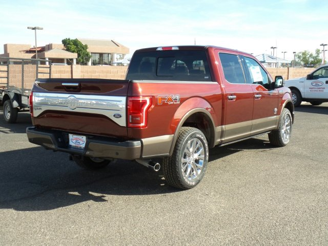 2017 F-150 SuperCrew Cab 4x4, Pickup #178242 - photo 5