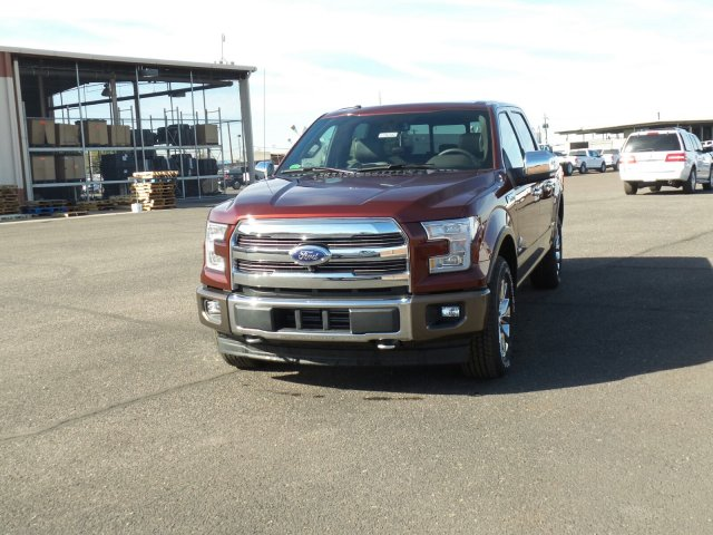 2017 F-150 SuperCrew Cab 4x4, Pickup #178242 - photo 8