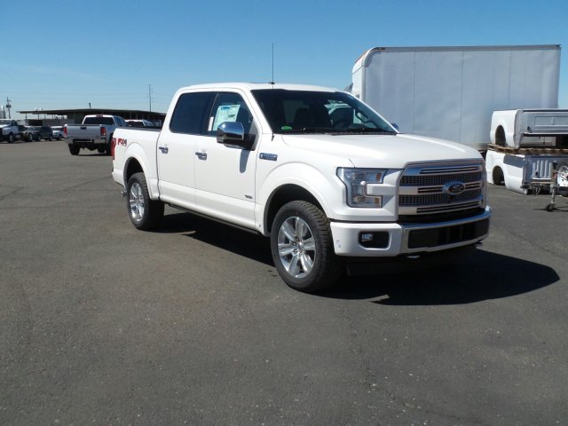 2017 F-150 SuperCrew Cab 4x4, Pickup #178309 - photo 3