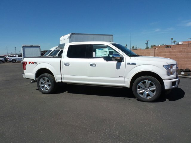 2017 F-150 SuperCrew Cab 4x4, Pickup #178309 - photo 4
