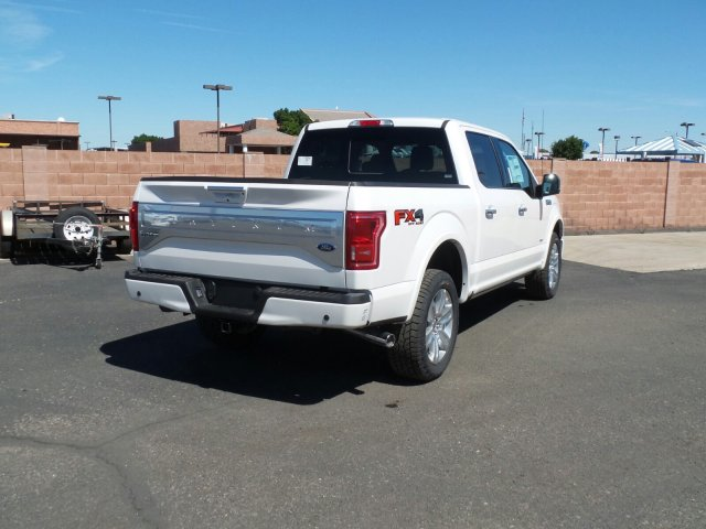 2017 F-150 SuperCrew Cab 4x4, Pickup #178309 - photo 5