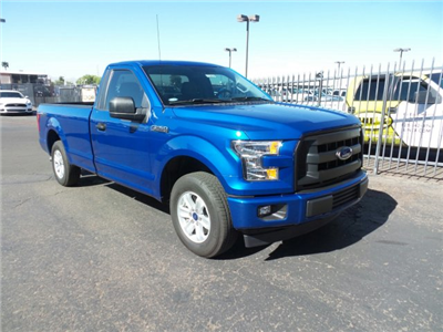 2017 F-150 Regular Cab 4x2,  Pickup #179050 - photo 3