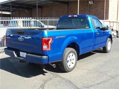 2017 F-150 Regular Cab 4x2,  Pickup #179050 - photo 5