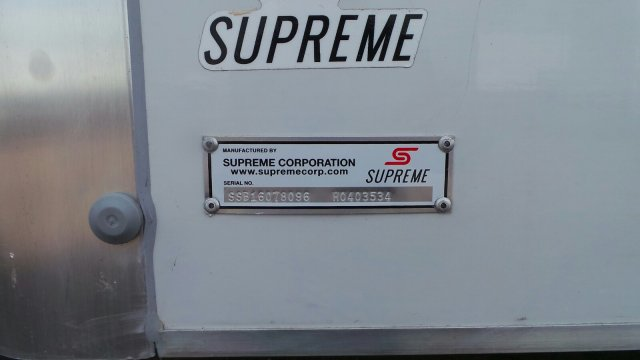 2017 E-450, Supreme Dry Freight #179253 - photo 9