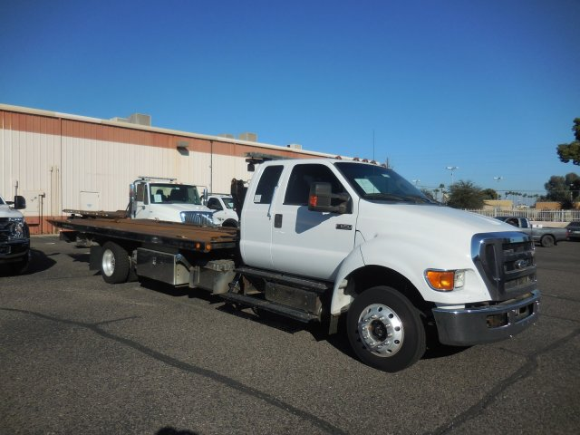 2012 F-650 Super Cab DRW 4x2,  Rollback Body #179672A - photo 1