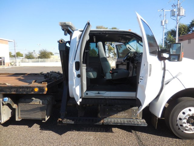 2012 F-650 Super Cab DRW 4x2,  Rollback Body #179672A - photo 29