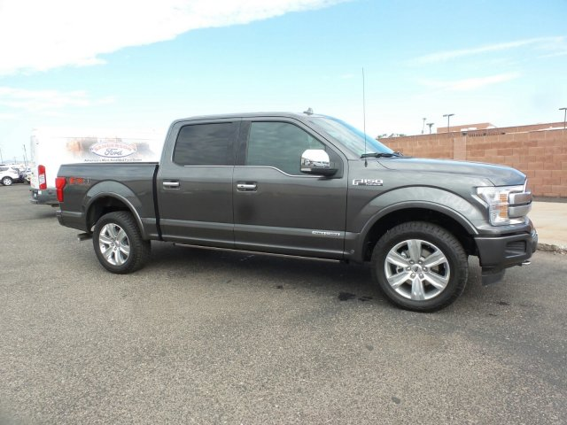 2018 F-150 SuperCrew Cab 4x4,  Pickup #186313 - photo 4