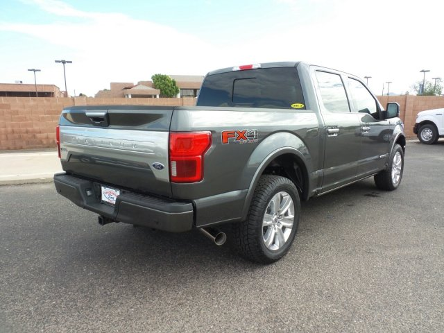 2018 F-150 SuperCrew Cab 4x4,  Pickup #186313 - photo 5