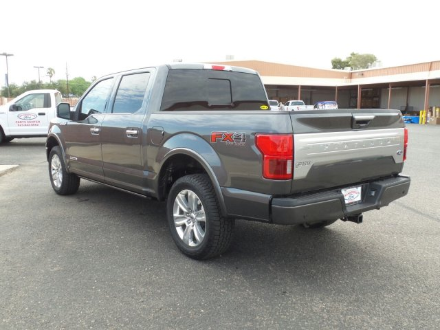 2018 F-150 SuperCrew Cab 4x4,  Pickup #186313 - photo 2