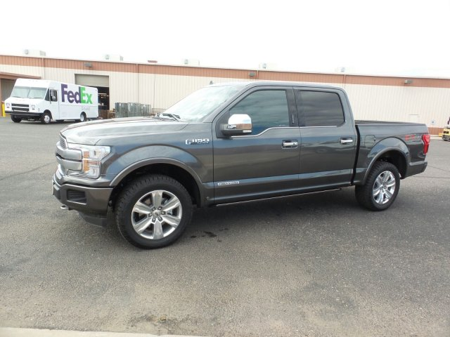 2018 F-150 SuperCrew Cab 4x4,  Pickup #186313 - photo 7