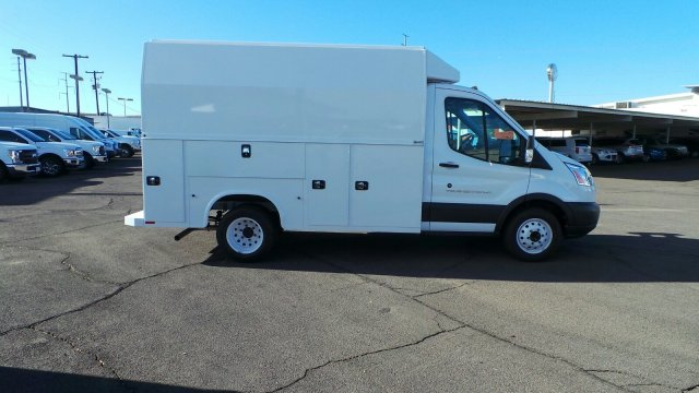 2018 Transit 350 HD DRW 4x2,  Service Utility Van #186568 - photo 3