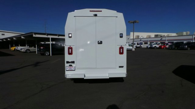 2018 Transit 350 HD DRW 4x2,  Service Utility Van #186568 - photo 2