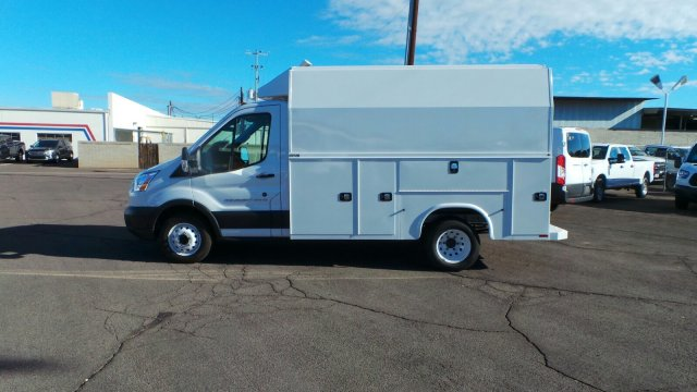 2018 Transit 350 HD DRW 4x2,  Service Utility Van #186568 - photo 7