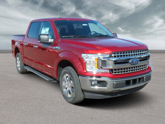 2018 F-150 SuperCrew Cab 4x2,  Pickup #186580 - photo 1