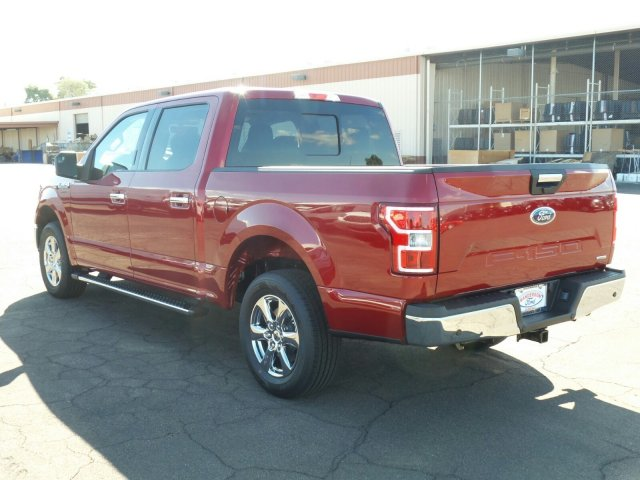 2018 F-150 SuperCrew Cab 4x2,  Pickup #186580 - photo 5