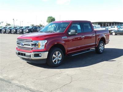 2018 F-150 SuperCrew Cab 4x2,  Pickup #186580 - photo 7