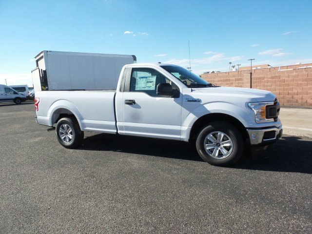 2018 F-150 Regular Cab 4x2,  Pickup #186605 - photo 3