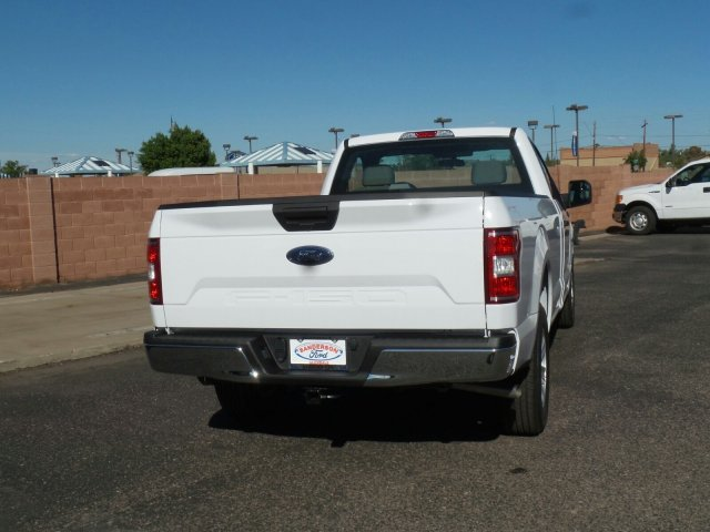 2018 F-150 Regular Cab 4x2,  Pickup #186605 - photo 4